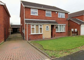 Thumbnail 4 bed detached house to rent in Meakin Avenue, Westbury Park, Newcastle