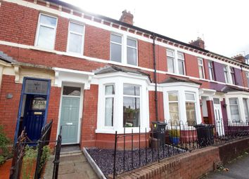 Thumbnail 3 bed terraced house for sale in Seymour Street, Splott, Cardiff
