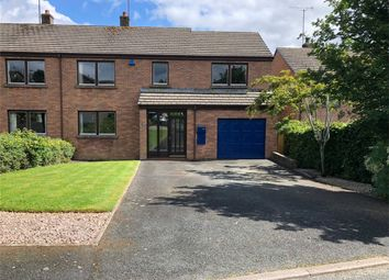 Thumbnail 4 bed semi-detached house for sale in 24 Thorpefield, Sockbridge, Penrith, Cumbria