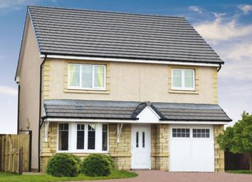 Thumbnail 4 bed detached house for sale in Alloa Park Drive, Alloa