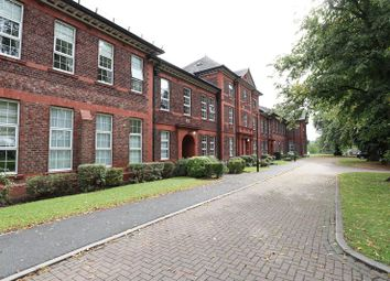 Thumbnail 2 bed flat for sale in 23 The Uplands, Bishopton Drive, Macclesfield