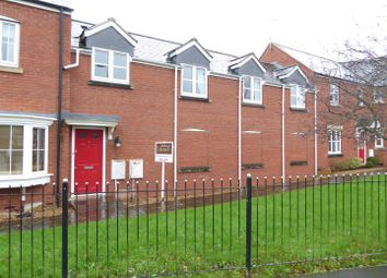 Thumbnail 2 bed flat for sale in Rooks Way, Tiverton