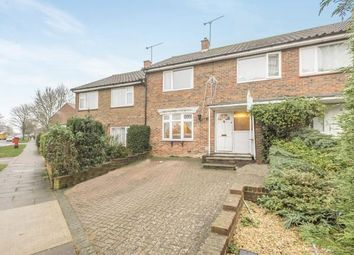 Thumbnail 3 bedroom terraced house for sale in Silam Road, Stevenage, Hertfordshire, England