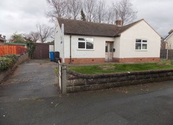 Thumbnail 3 bed bungalow to rent in Plas Road, Rhyl, Denbighshire
