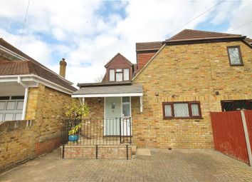 Thumbnail 4 bed semi-detached house for sale in Gloucester Drive, Staines Upon Thames, Middlesex