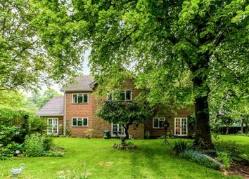Thumbnail 4 bed detached house for sale in Russell Road, Basingstoke