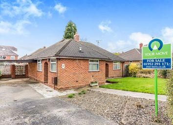Thumbnail 3 bedroom bungalow for sale in Goulbourne Road, St. Georges, Telford
