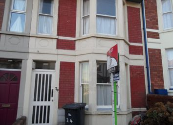 Thumbnail 4 bed terraced house to rent in Doone Road, Horfield, Bristol