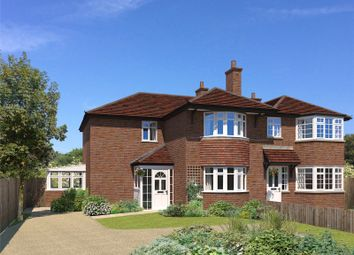 Thumbnail 3 bed semi-detached house for sale in 17 Mayfield Road, Wooburn Green, Bucks