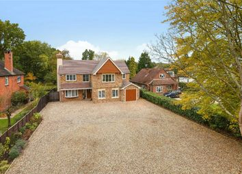 Thumbnail 4 bedroom detached house for sale in School Road, Barkham, Berkshire