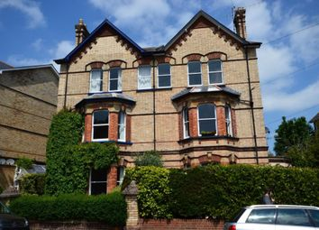Thumbnail 1 bed flat to rent in Powderham Crescent, Exeter, Devon