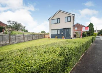 Thumbnail 3 bedroom detached house for sale in Standenhall Drive, Burnley, Lancashire
