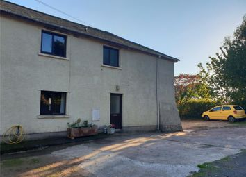 Thumbnail 2 bed terraced house to rent in Church Cottages, Clannaborough, Crediton, Devon