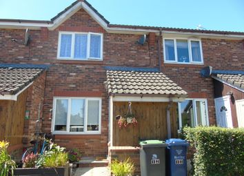 Thumbnail 2 bed terraced house for sale in 12 Primrose Close, Gillingham, Dorset