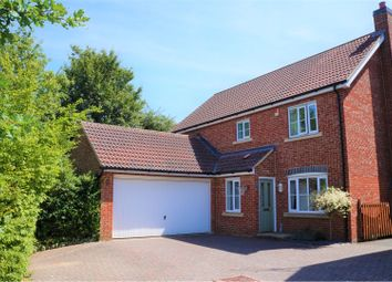 Thumbnail 5 bed detached house for sale in Bamford Close, Purton