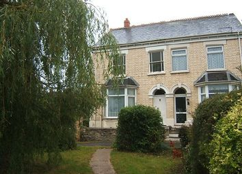 Thumbnail 1 bed property to rent in Deptford Villas, Sticklepath, Barnstaple