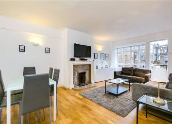 Thumbnail 2 bed flat for sale in Portsea Place, London