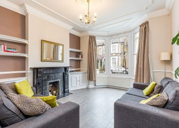 Thumbnail 2 bed flat to rent in Marmion Road, Battersea