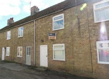 Thumbnail 2 bedroom terraced house for sale in Castle Road, Wormegay, King's Lynn