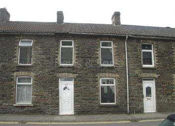 Thumbnail 3 bed terraced house to rent in Risca Road, Cross Keys, Newport.