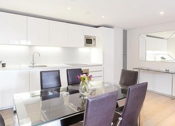Thumbnail 3 bed flat to rent in Merchant Square East, Paddington W2, London