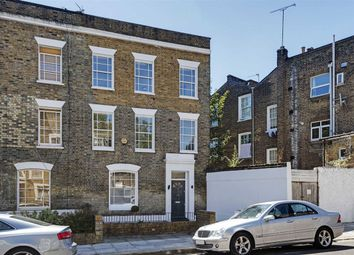Thumbnail 4 bed property for sale in St. Leonards Square, London