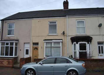 Thumbnail 3 bed terraced house for sale in Abercorn Street, Scunthorpe