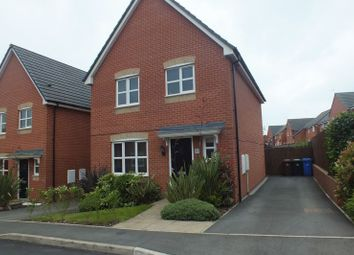 Thumbnail 3 bed link-detached house for sale in Fazeley Drive, Sandyford, Stoke-On-Trent