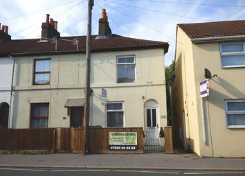 Thumbnail 2 bed end terrace house for sale in Churchill Mews, Forton Road, Gosport