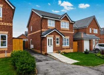 Thumbnail 3 bed detached house for sale in Greenshank Close, Heysham, Morecambe
