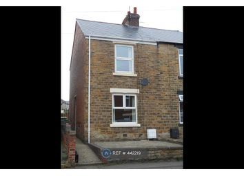 Thumbnail 2 bed semi-detached house to rent in Crown Road, Chesterfield