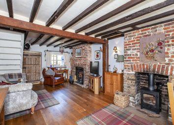 Thumbnail 3 bed terraced house for sale in Bells Lane, Horton, Slough
