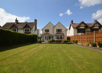 Thumbnail 4 bed detached house for sale in Woodland Avenue, Earlsdon, Coventry