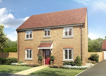 Thumbnail 4 bed detached house for sale in Windermere Drive, Corby