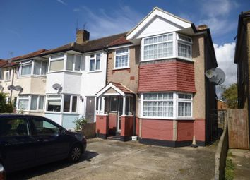 Thumbnail 3 bed semi-detached house to rent in Warner Close, Harlington, Hayes