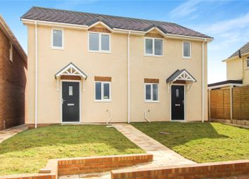 Thumbnail 2 bed semi-detached house for sale in Eastdown Park, Hartland, Bideford