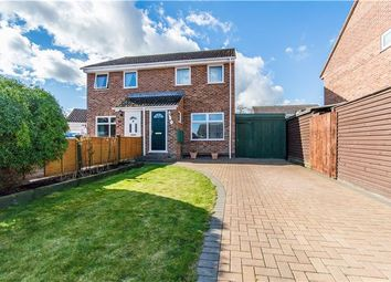 Thumbnail 2 bed semi-detached house for sale in Greengage Rise, Melbourn, Cambridge