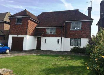 Thumbnail 4 bed detached house for sale in Ewhurst Avenue, Sanderstead, South Croydon, Surrey