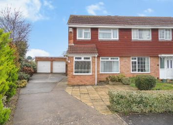Thumbnail 3 bed semi-detached house for sale in Ferndale Avenue, Longwell Green, Bristol