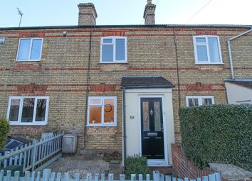 Thumbnail 2 bed cottage to rent in Clifton Road, Henlow