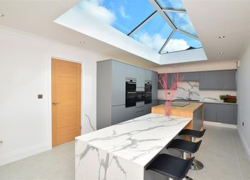 Thumbnail 5 bed detached bungalow for sale in Church Hill, Elmstone, Canterbury, Kent