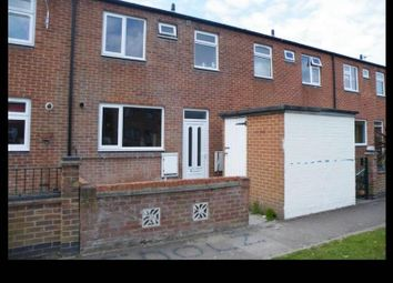 Thumbnail 3 bed terraced house for sale in Lewis Road, Loughborough, Leicestershire