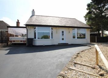 Thumbnail 3 bed detached bungalow for sale in Bryn Coch Lane, Mold, Flintshire