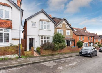 Thumbnail 3 bed detached house for sale in Belmont Vale, Maidenhead