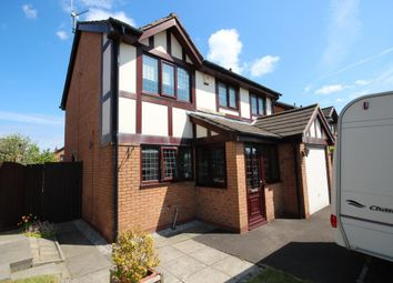Thumbnail 3 bed detached house to rent in Loweswater Crescent, Burnley, Lancashire