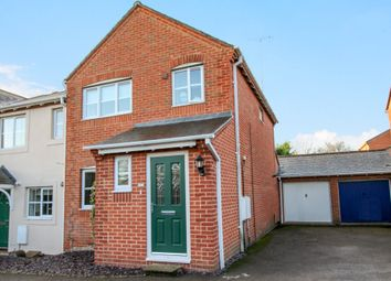 Thumbnail 3 bed end terrace house for sale in Rockfel Road, Lambourn, Hungerford