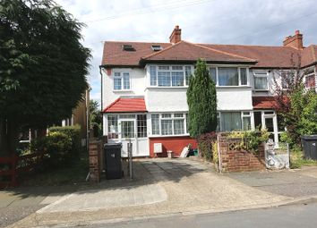 Thumbnail 4 bed semi-detached house to rent in Woodfield Gardens, New Malden