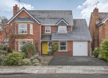 Thumbnail 4 bedroom detached house for sale in The Evergreens, Formby, Liverpool, Merseyside
