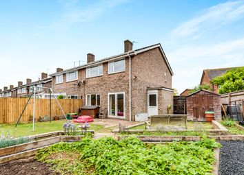 Thumbnail 3 bedroom semi-detached house for sale in Beverley Close, Chalgrove, Oxford