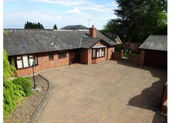 Thumbnail 3 bed detached bungalow for sale in Warren Hall Court, Chester